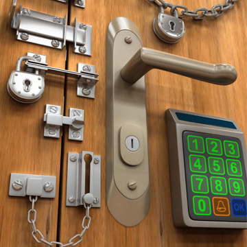 Top five locks for the best security